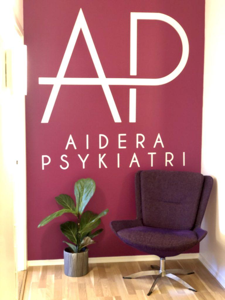 Mottagning Aidera Psykiatri